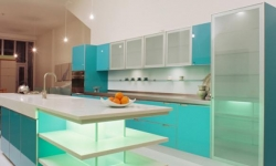 Think outside the square with Corian